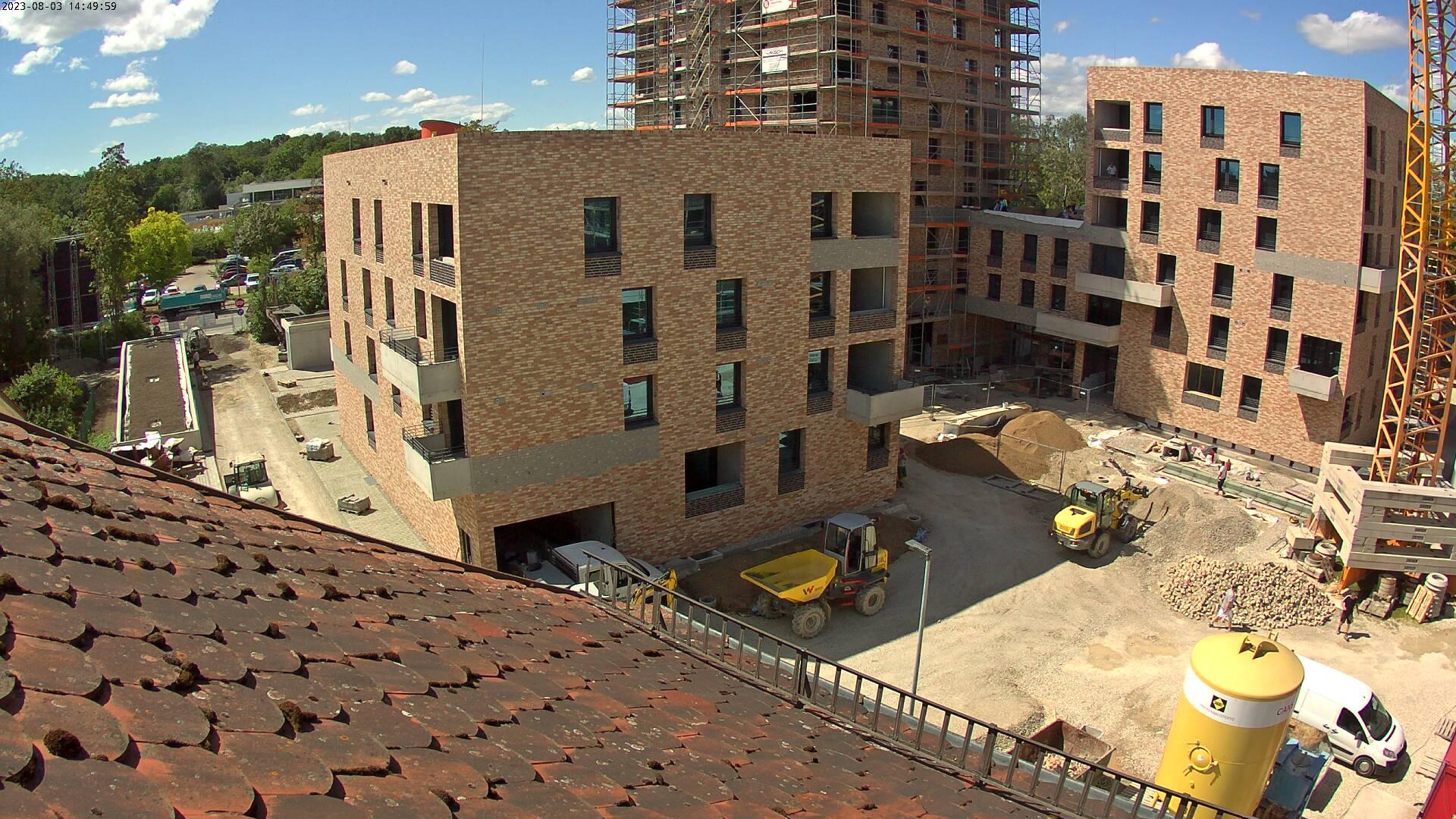 Webcambild Stargarder Straße